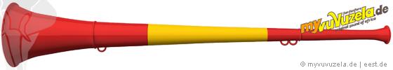 original my vuvuzela, 3-teilig, spanien