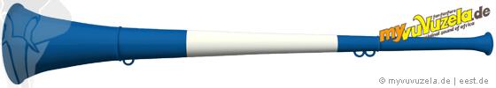 original my vuvuzela, 3-teilig, griechenland