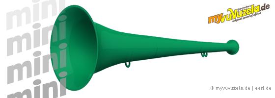 original my mini vuvuzela, 1-teilig, grün